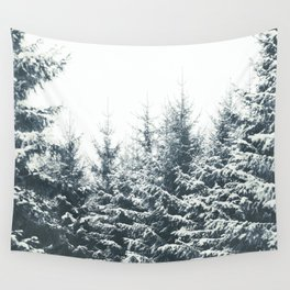 In Winter Wall Tapestry