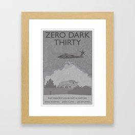 The Great Raid Framed Art Print