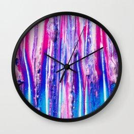 Gooey Ice Cream Wall Clock
