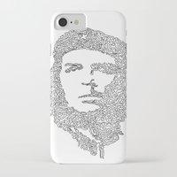 che iPhone & iPod Cases featuring Che by Rui Faria