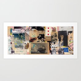 Missing Incidents on the Indian Ocean Art Print