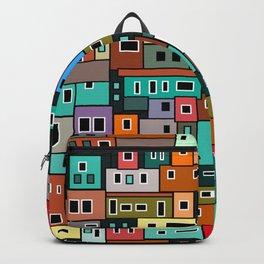 Urban Favela Backpack