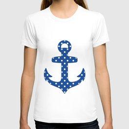 Levando Anclas Azul T-shirt