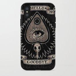 Planchette iPhone Case