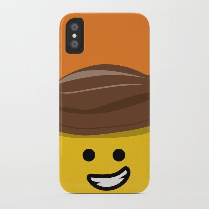Brick Builder iPhone Case