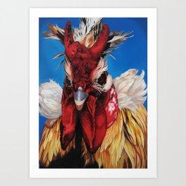 Vaughn Spitzenhauzen (Joe) Art Print