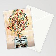 our secret language Stationery Cards