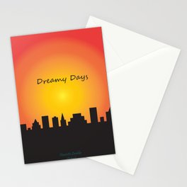 Dreamy Days by Henriette Lembke  Stationery Cards