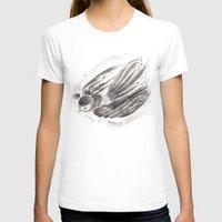 flight T-shirts featuring Flight by Lilian Darmono