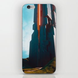 Weight Of Thought – Monolith iPhone Skin