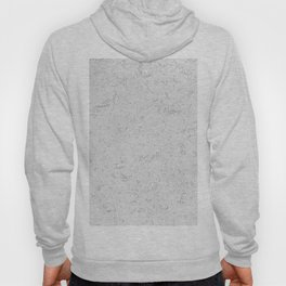 Neutral icy surface, abstract image Hoody