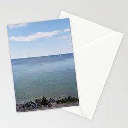 Out for a sail Stationery Cards