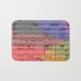 Rainbow Air Bath Mat