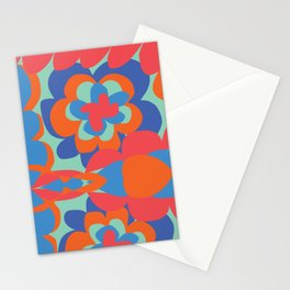 Paradise Flower Stationery Cards