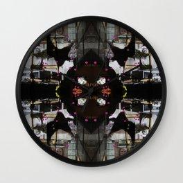 Mandala series #15 Wall Clock