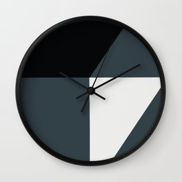 Light box tunnel Wall Clock