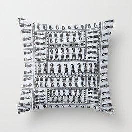 Basel Stadt  Throw Pillow