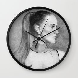 Roar Wall Clock