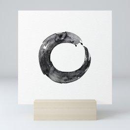 Enso Serenity No.12D by Kathy Morton Stanion Mini Art Print
