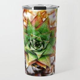Tropical Art - Pineapple Punch - Sharon Cummings Travel Mug