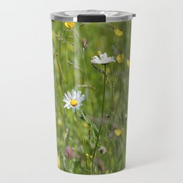 Wild meadow Travel Mug