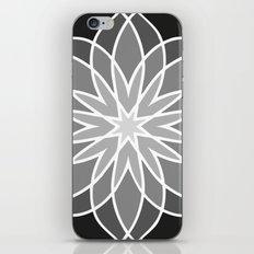 Shades of Grey | Geometric Pattern iPhone & iPod Skin