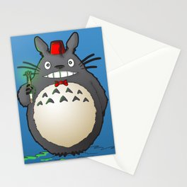 Neighbours are cool. Stationery Cards