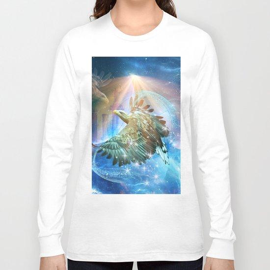 Amazing eagle Long Sleeve T-shirt