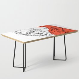UpperCutCoverUp Coffee Table