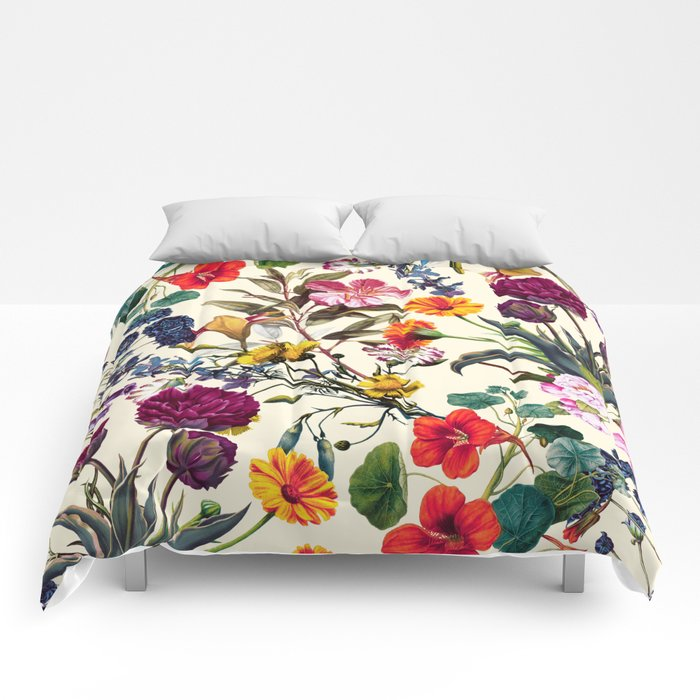Magical Garden V Comforters