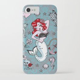 Molly Mermaid iPhone Case