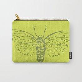 Summer Locust Carry-All Pouch
