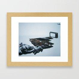 u3000-5 Framed Art Print