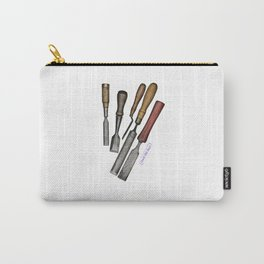 chisels Carry-All Pouch