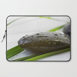 Silence Stone for relaxing Laptop Sleeve