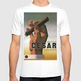 Vintage French Cigar Advertisement T-shirt