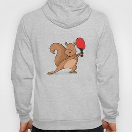Talented Squirrel Hoody