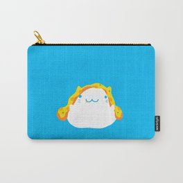 Peek-a-boo Pizza Cat Carry-All Pouch