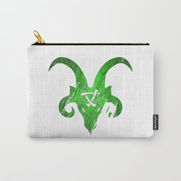 Green Horned Skaven Carry-All Pouch