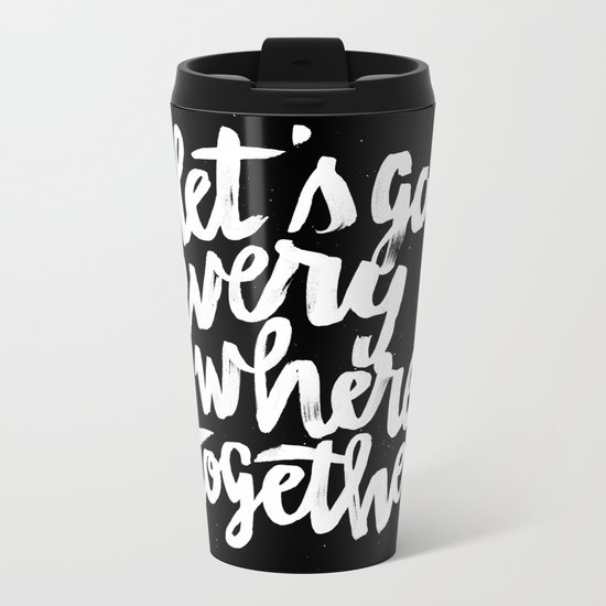 Everywhere Metal Travel Mug