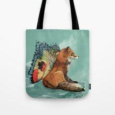 Flying Fox Tote Bag