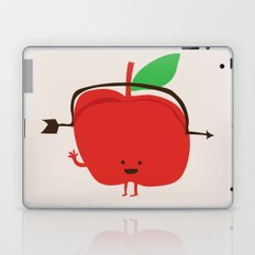 The Apple and The Arrow Laptop & iPad Skin