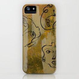 dystopia iPhone Case