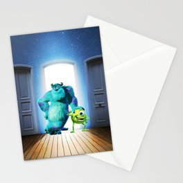 monster inc Stationery Cards