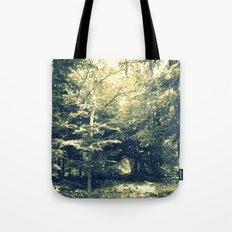 Enter Into Magic Tote Bag