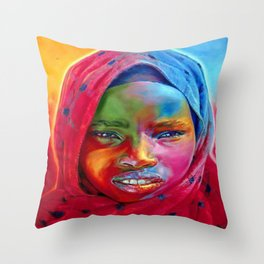 HGAS Throw Pillow