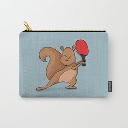 Talented Squirrel Carry-All Pouch