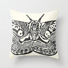 Brahmin Throw Pillow
