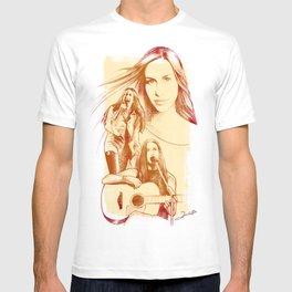 Alanis Morissette - Série Ouro T-shirt