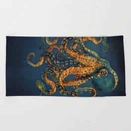 Underwater Dream IV Beach Towel